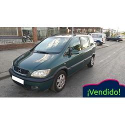 Opel Zafira 2.0 DTi 100...