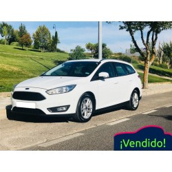 Ford Focus SB 1.0 Ecoboost...